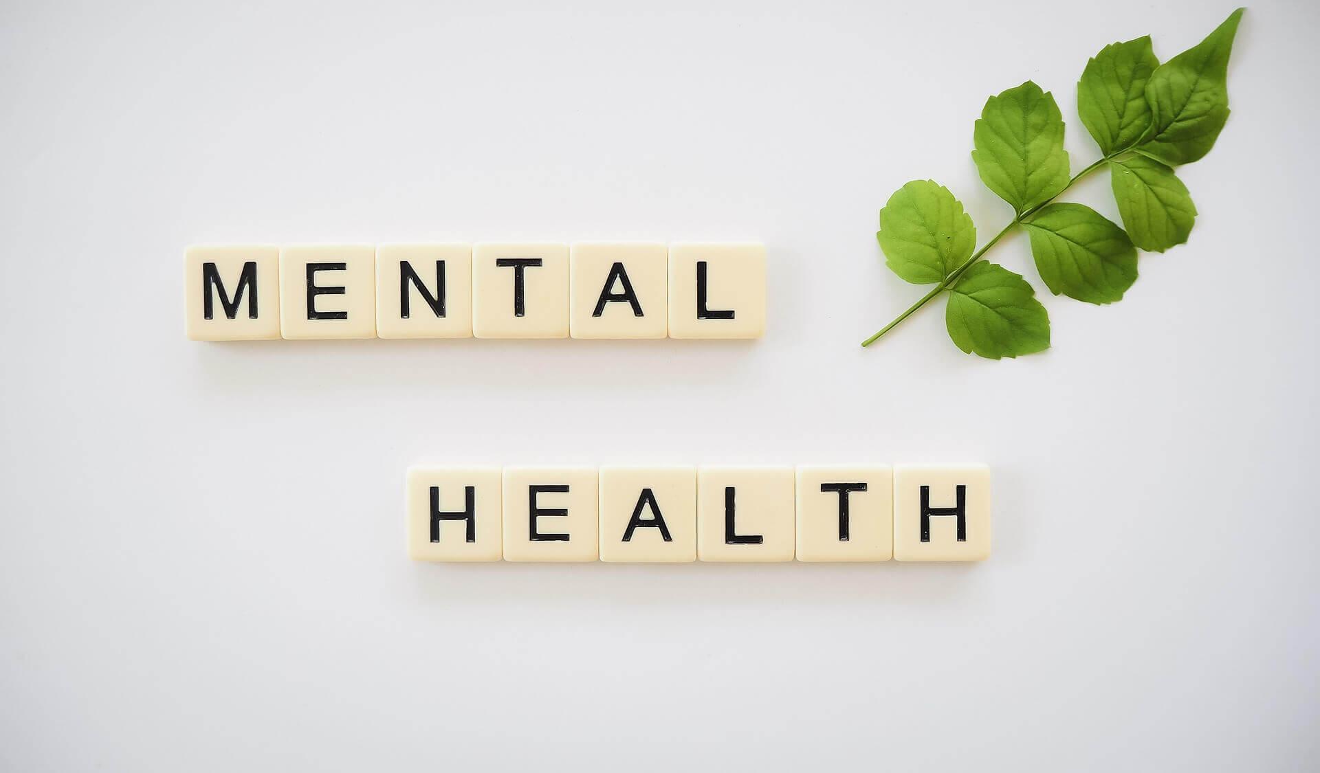 Mental Health – Don't Suffer Alone
